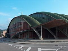 Cavanilles - Palacio de Deportes