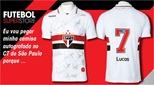 Futebol Super Store camisa spfc autografada