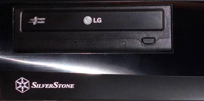 Silverstone ML03 Lector optico