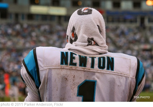 'Cam Newton' photo (c) 2011, Parker Anderson - license: https://creativecommons.org/licenses/by-nd/2.0/