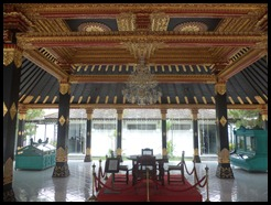 Indonesia, Jogykarta, Sultan's Palace, Audience Hall, 14 January 2013 (2)