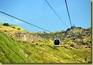 Pergamon Cable Car Ascending