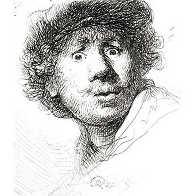 Rembrandt - Inspiration From the Master Artist