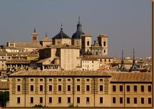 Toledo, church
