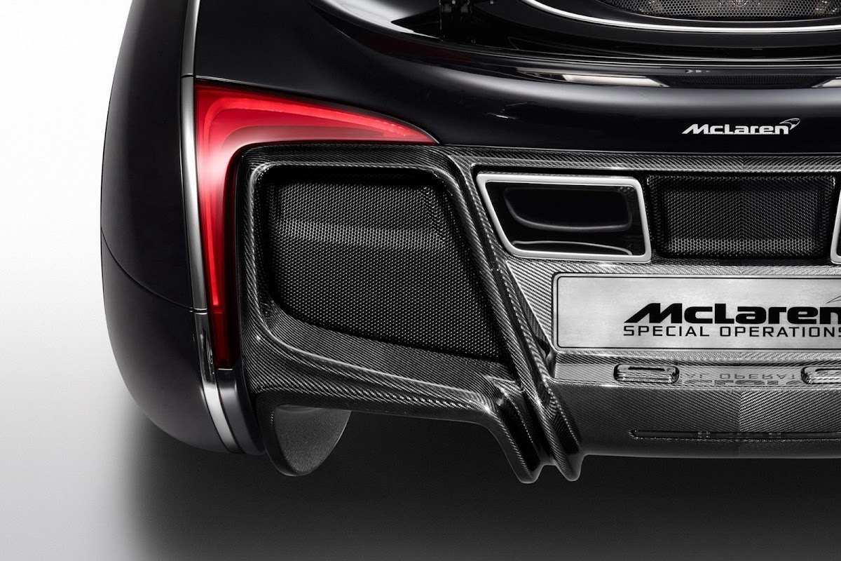 Mclaren Presents One Off X Based On The And Created For
