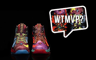 nike lebron 10 pe what the mvp 4 01 breakdown Breaking Down The Inspiration Behind LEBRON X WHAT THE MVP