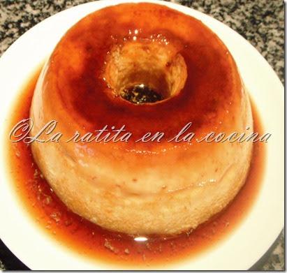 La ratita en la cocina flan de huevo casero - Como se hace el flan de huevo al bano maria ...