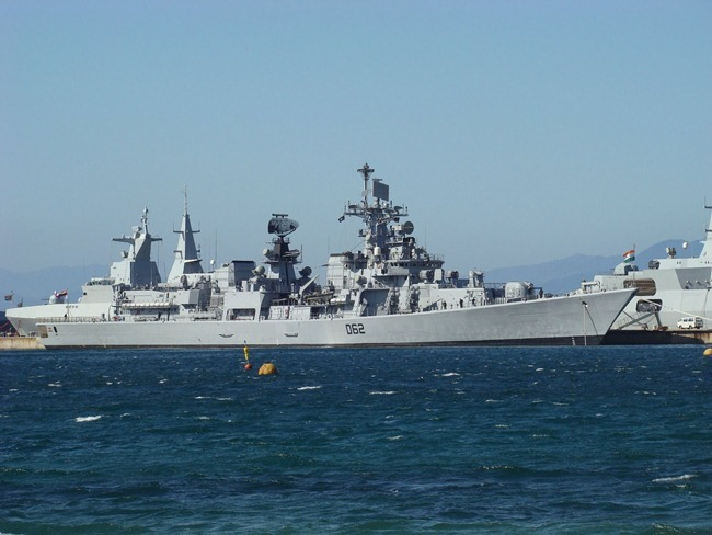 Indian Navy Warships In South Africa Photographs Aa Me In