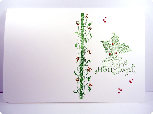 Clean & Simple Cards 063