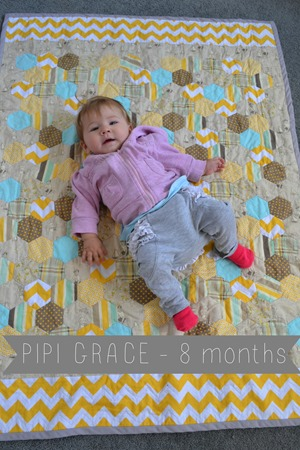 PIPI GRACE 8 months