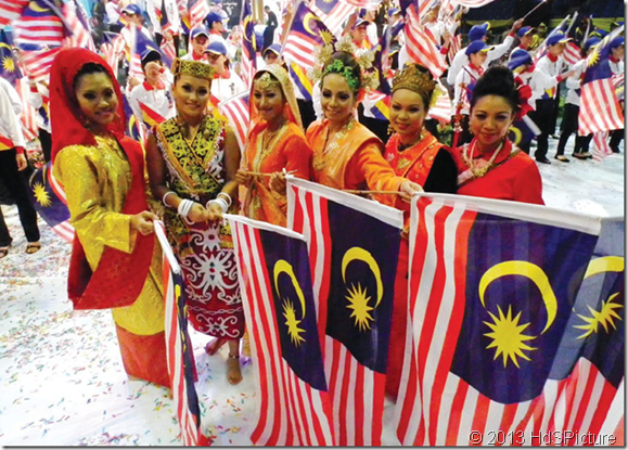 penduduk Malaysia