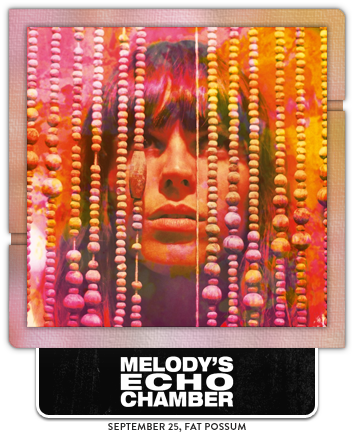Melody's Echo Chamber [Self-Titled]