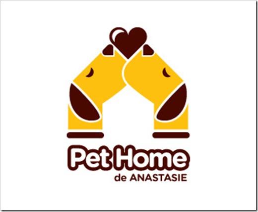 Brand identity for Pet Home de Anastasie