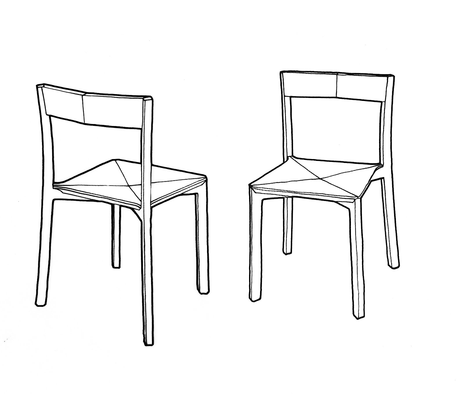 Dessin d une chaise 28 images apprendre a dessiner des for Chaise dessin