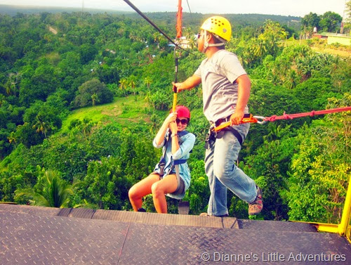 davao, travel, friends, airplane, zipline, zip city, cebu pacific