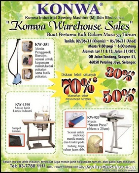 Konwa-Wasrehouse-Sales-2011-EverydayOnSales-Warehouse-Sale-Promotion-Deal-Discount