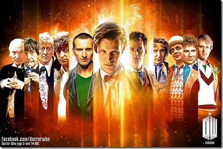 Doctor Who- Image Courtesy BBC
