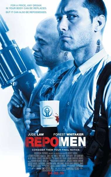 Repo Men | 2010 | BRRip XviD | T�rk�e Dublaj
