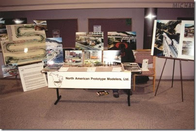 North American Prototype Modelers at TrainTime 2002