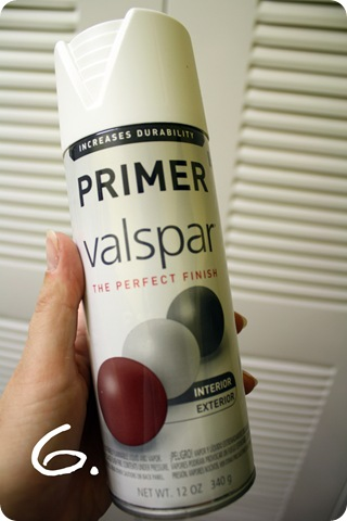 spray primer