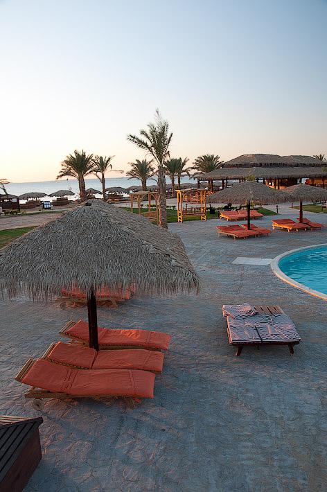 Отель Caribean World Resort Soma Bay. Хургада. Египет. В детском городке нету гомона и визга обитателей.