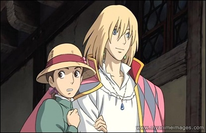 Howl's Moving Castle - 3