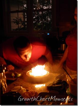 Happy 31st Birthday, Mark!