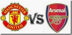 united vs arsenal