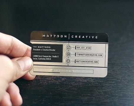 Mattson-Creative-Business-Card