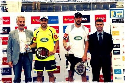 Barcelona WPT 2013: Campeonas gemelas Sánchez Alayeto. Díaz-Belasteguin de nuevo vencedores. WORLD PADEL TOUR