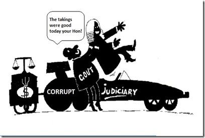 Corrupt Judiciary