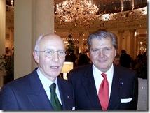 Secretario de estado y embajador de Bélgica