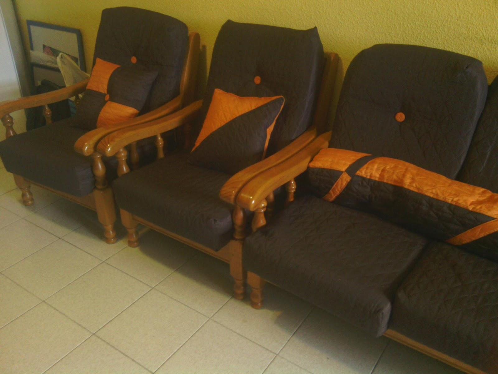 Mis manualidades tapizado de sillones - Tapizado de sillones ...