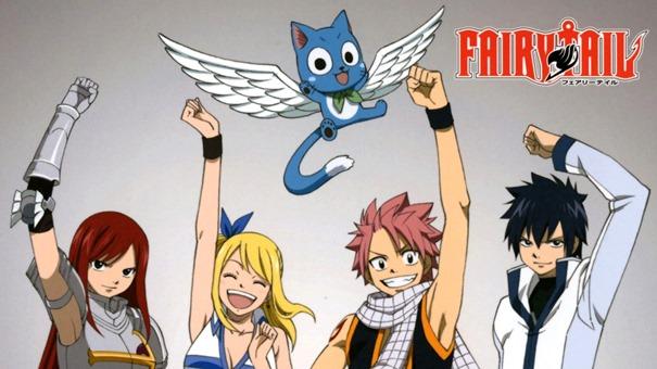 Anunciado Retorno do Anime de Fairy Tail