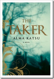the taker hard cover