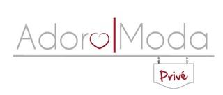 Logomarca Adoro Moda Privé