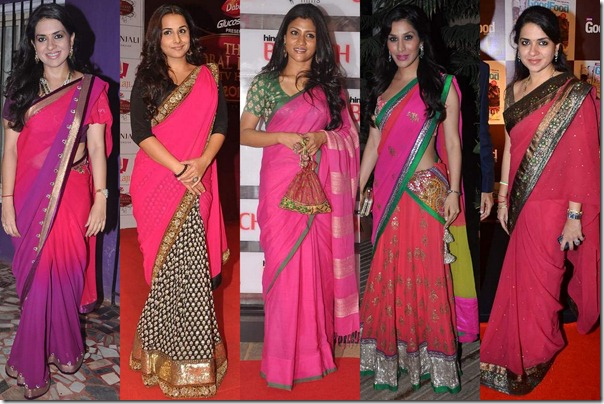 Pink_Bollywood_Saree_Fashion (3)