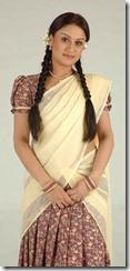 Sonia Agarwal in Half Saree 1