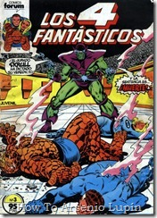 P00003 - Los 4 Fantásticos v1 #3