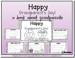 Grandparent's Day Book Pic