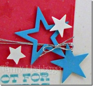 Color Throwdown #299 with My Favorite Things Stacking Stars by Tammy Hershberger (1)