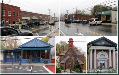 Wilton NH collage