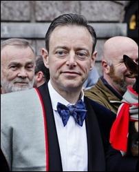 prefeito de Antuérpia, Bart de Weve
