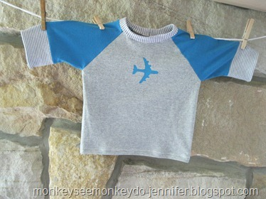 recess t-shirt pattern review with elbow sleeves and band (3)