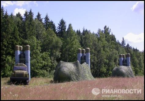 Russie une armée gonflable-47