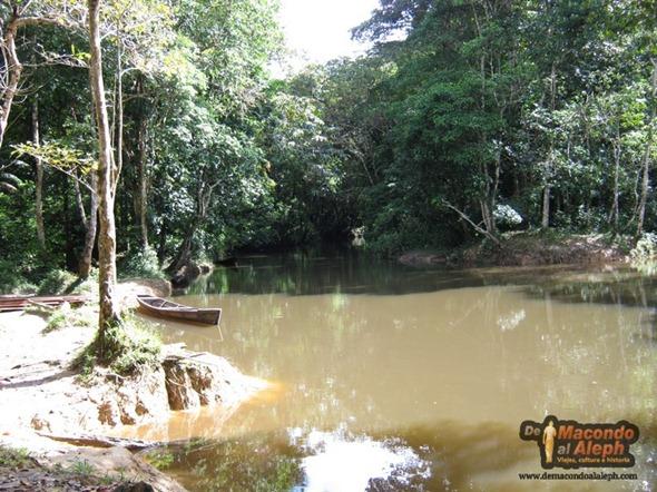 Viaje Cruzando la frontera Brasil Colombia 3