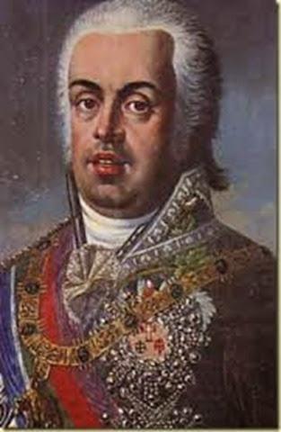 Don Juan, Príncipe de Beira y de Brasil