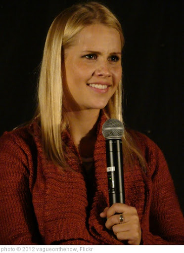 'Claire Holt' photo (c) 2012, vagueonthehow - license: http://creativecommons.org/licenses/by/2.0/