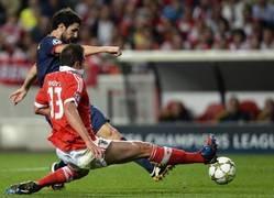 Benefica vs Barcelona