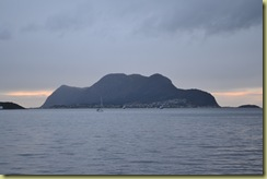 Alesund God Mountain Island